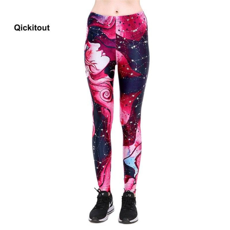 Casual Leggings 9 / L