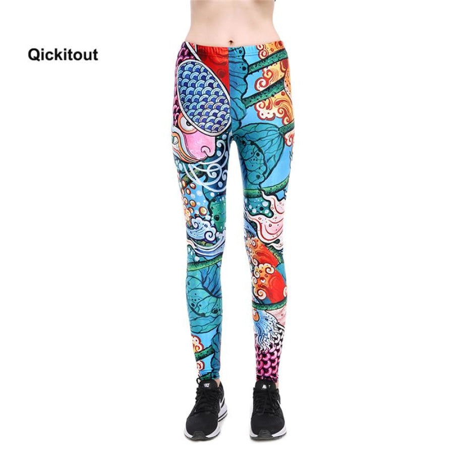 Casual Leggings 14 / L
