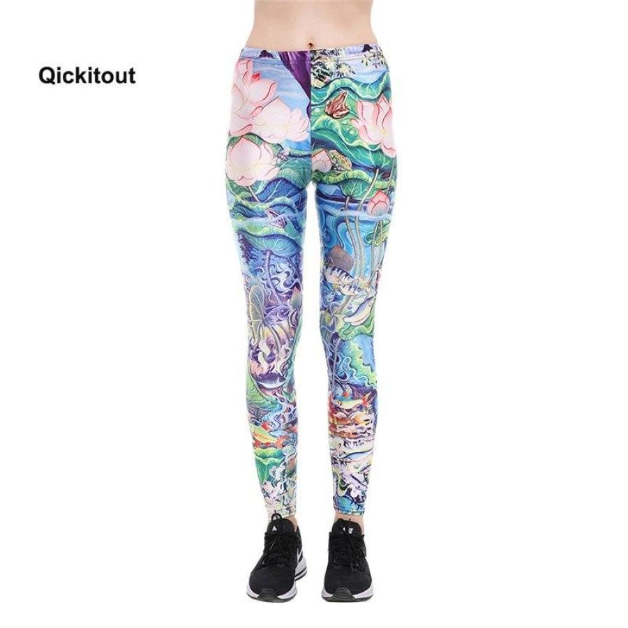 Casual Leggings 4 / L