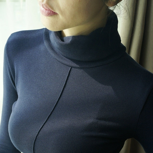 TURTLENECK PULLOVER
