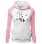 This Is What a Feminist Looks Like Women's Raglan Hoodie