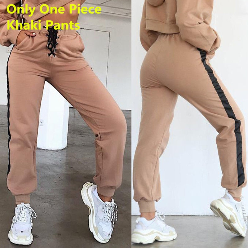 Women Yoga Set Tracksuit Sweatshirt Hoodies or Pants