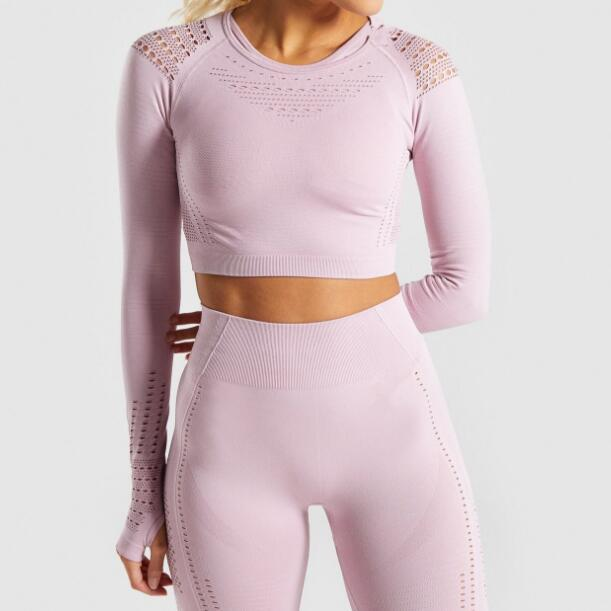 Alison Active Sport Top + Leggings - 2 Piece Set