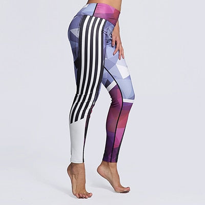 Angelina - Fitness Leggings - Activa Star