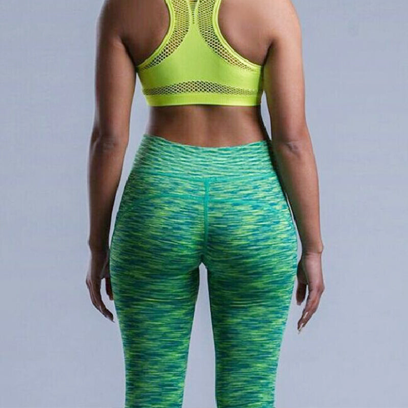 Ariela Active Yoga Fitness Workout Leggings - Activa Star