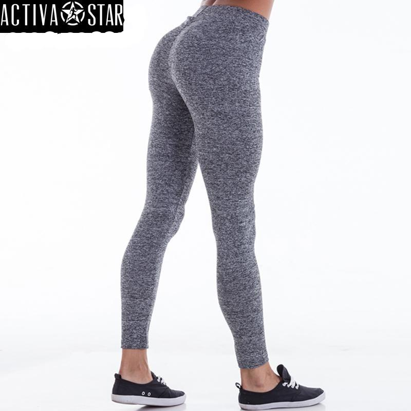 Algorab Workout Solid Color Leggings - Activa Star