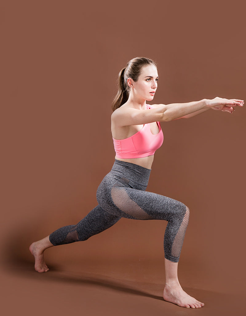 Aneida Capri Yoga Leggings - Activa Star