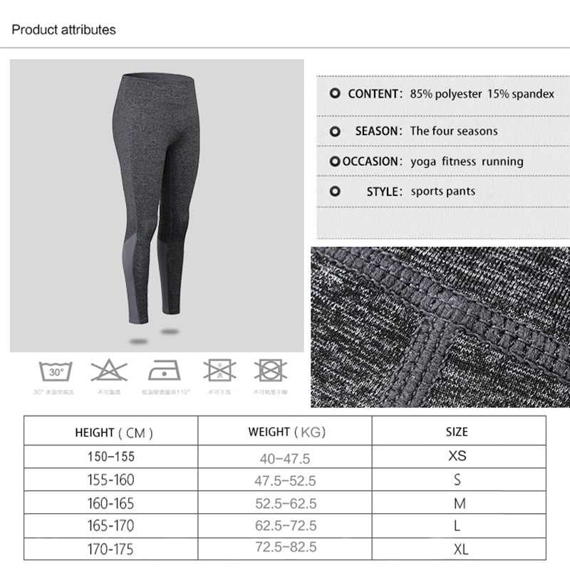 Hope Yoga Leggings - Activa Star