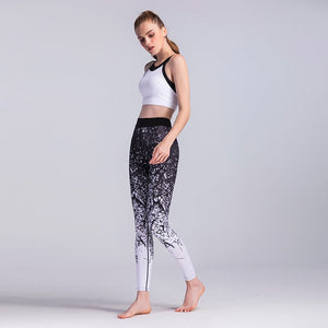 Jensen Running Yoga Leggings - Activa Star