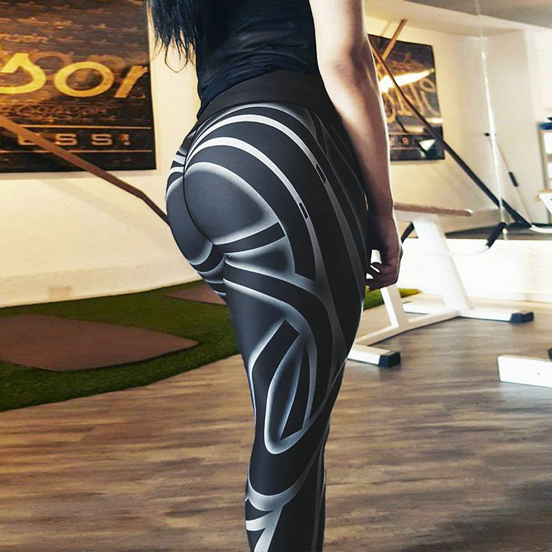 Ariya Fitness Leggings - Activa Star