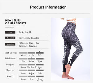 Evangeline Leggings - Activa Star