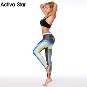 Cali Gradient Leggings S Active