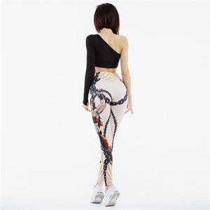 Hero Printed Leggings - Activa Star