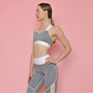 Aria - Fitness Top + Leggings - 2 Piece Set - Activa Star