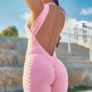 Catherine Fitness Jumpsuit - Activa Star