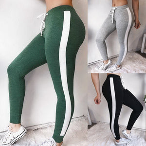 Daniela Drawstring Fitness Leggings - Activa Star
