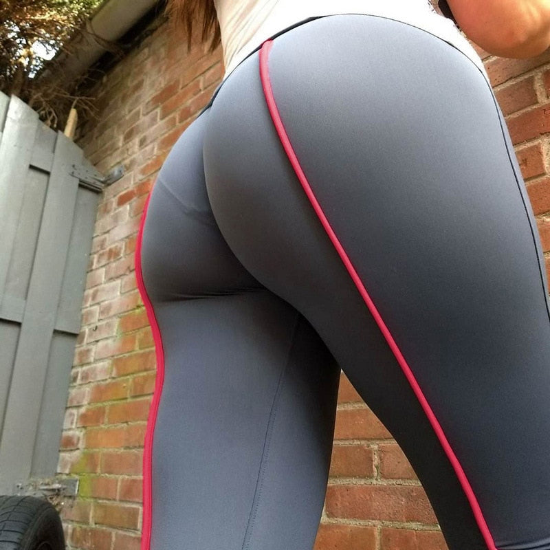 High Waist Push Up Yoga Pants Leggings