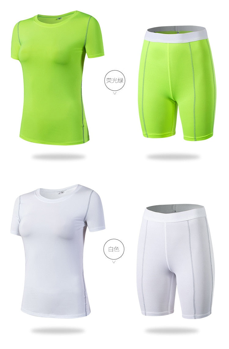 River Fitness Top + Bottom 2 Piece Sets - Activa Star