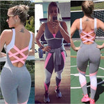 Arlet One Piece Yoga Fitness Jumpsuit