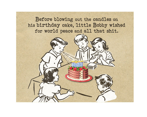 Funny Adult Birthday Card