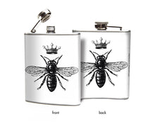 Queen Bean Hip Flask for Women