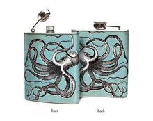 Octopus Alcohol Flask