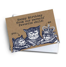 Brother Funny Birthday Card