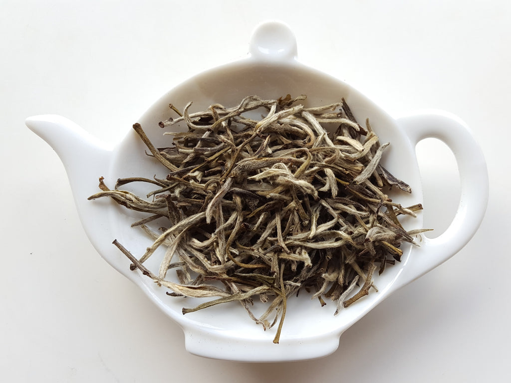Silver Needle (Yin Zhen) White Tea
