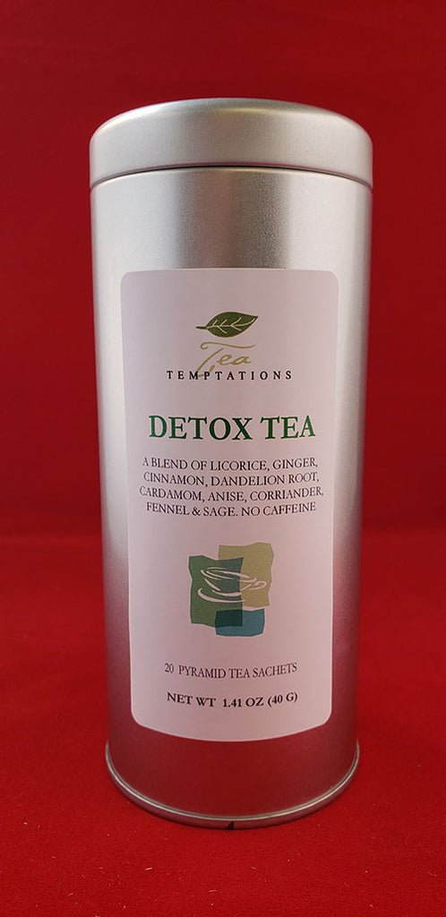Detox Tea (No Caffeine)