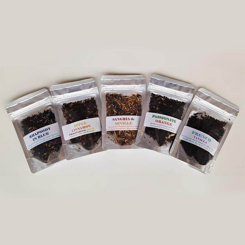 Black Tea Flavored Sampler
