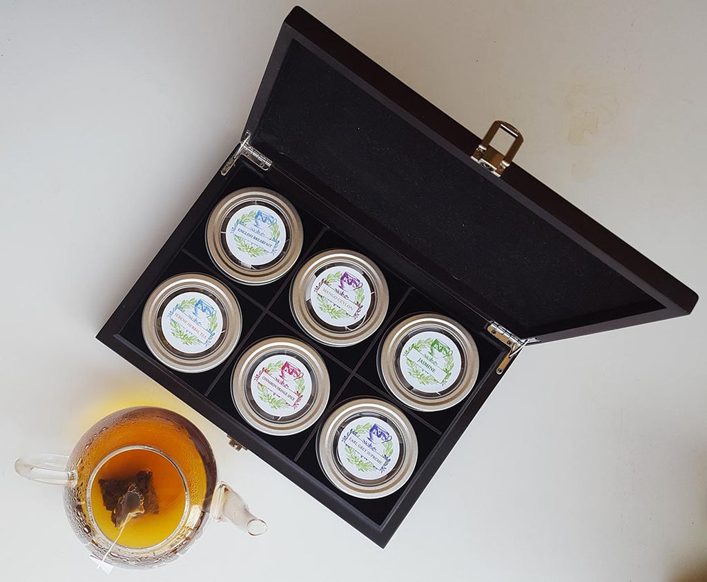 Pyramid Tea Gift Set