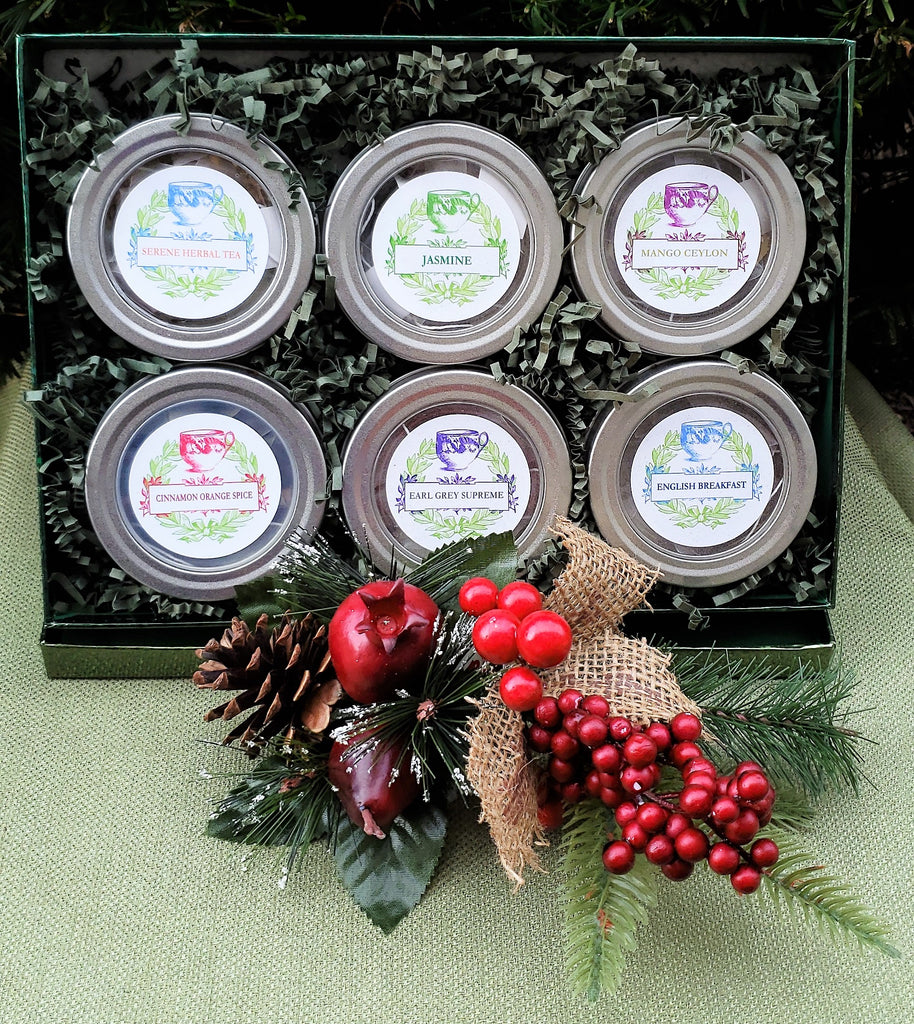 Green Holiday Gift Set