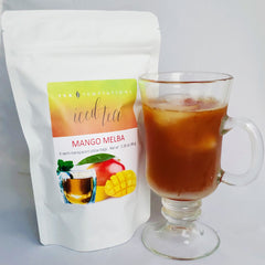 Mango Melba Black Iced Tea