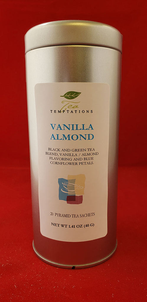 Vanilla / Almond Green & Black Tea