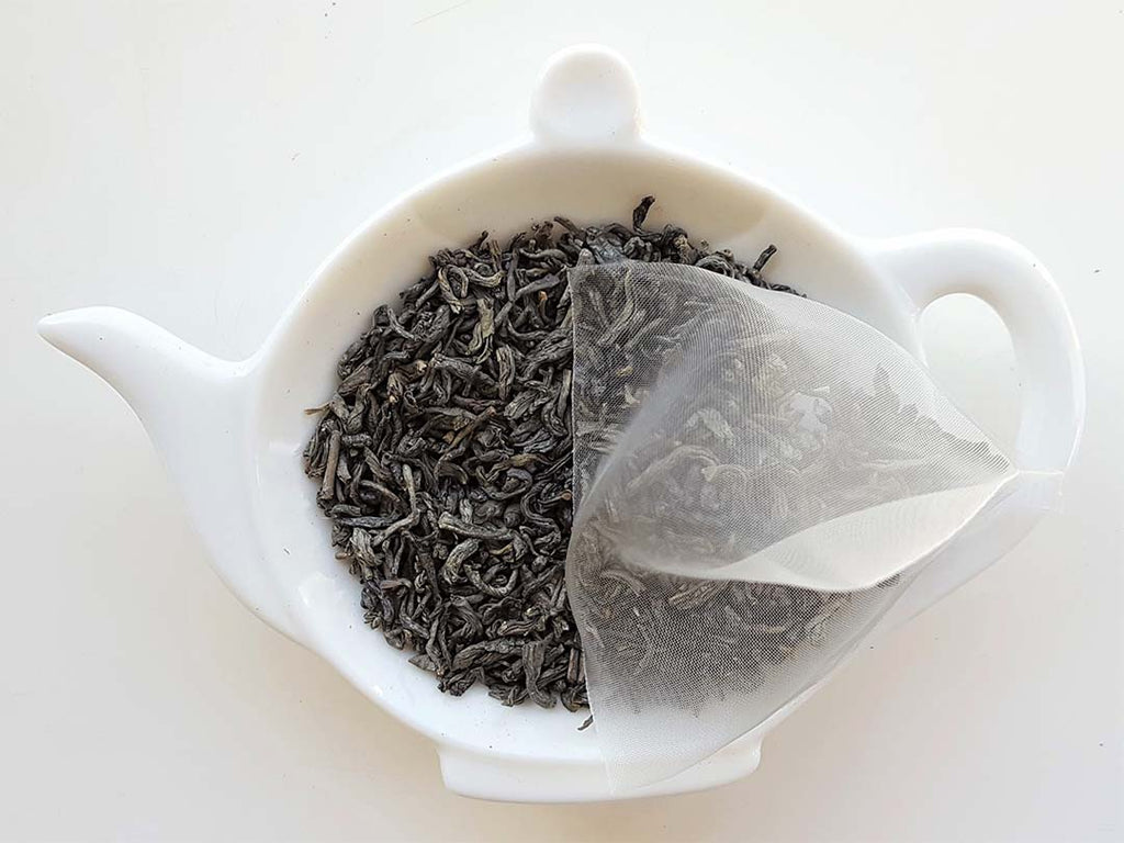 Zhen Mei Green Tea