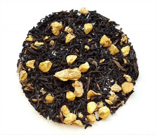 Decaffeinated Ginger Peach (Black)