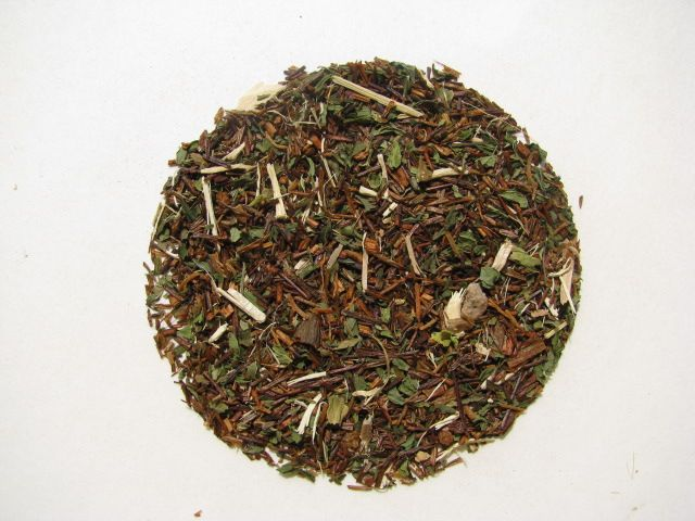 Rooibos with Ginseng, Spearmint and Orange