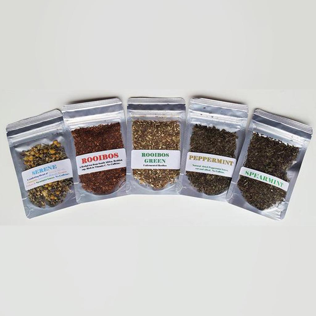 Herbal Sampler (No Caffeine)