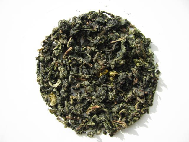 Four Seasons Jade Oolong