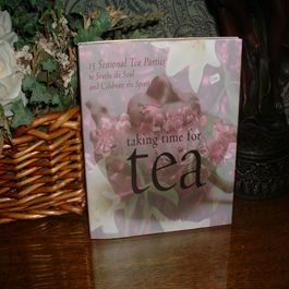 Taking Time For Tea - Book