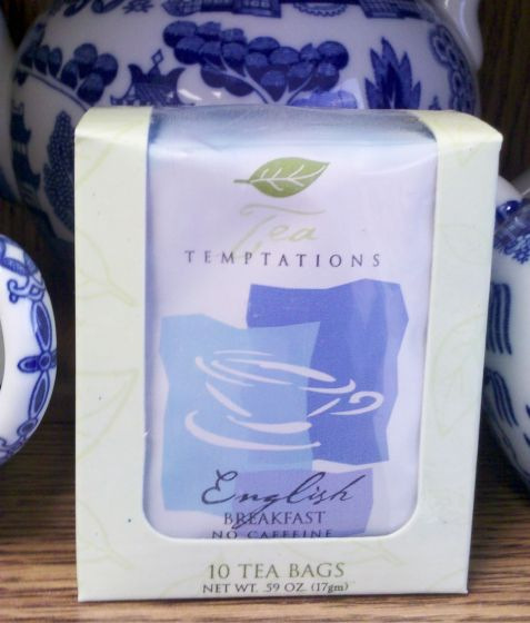 Tea Temptations - English Breakfast