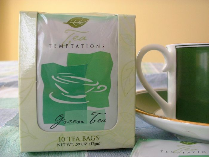 Tea Temptations - Green Tea