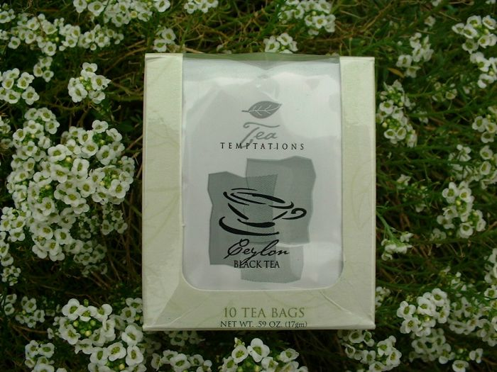 Tea Temptations - Ceylon Black Tea