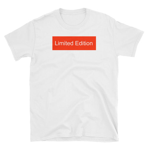 Limited Edition T Shirt White Limited Edition T-Shirt for Women - FlorenceLand