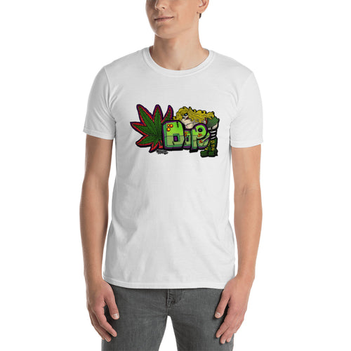 Dope T Shirt Dope Tee White Weed Dope T Shirt for Men - FlorenceLand