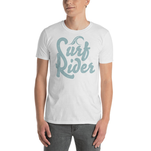 Buy Surf Rider T-Shirt for Men in White