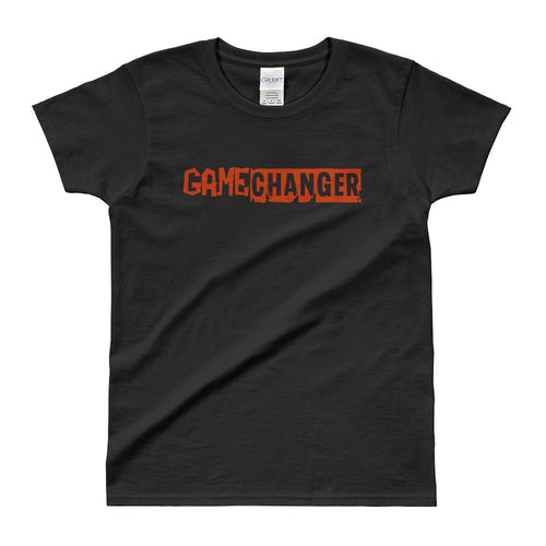 Game Changer T Shirt Black Positive Vibes T Shirt Be A Game Changer T Shirt for Women - FlorenceLand