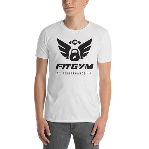 Buy Fit Gym Performance T-Shirt for Men in White