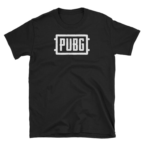 Players Unknown Battleground T Shirt Black PUBG T Shirt for Gamer Girls - FlorenceLand
