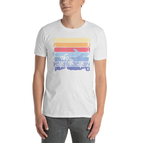 Buy Waikiki Surfing T-Shirt for Men in White